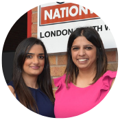 Sandy and Sindy - Driver Hire London South West
